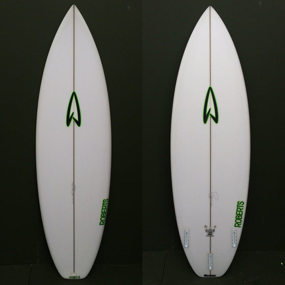 "Roberts Surfboards - 5'10"" Tormentor Surfboard - Seaside Surf Shop"