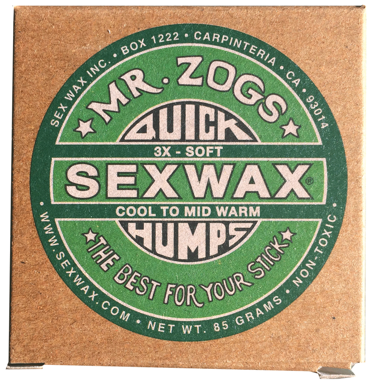 Sex Wax 3x Cold - Seaside Surf Shop