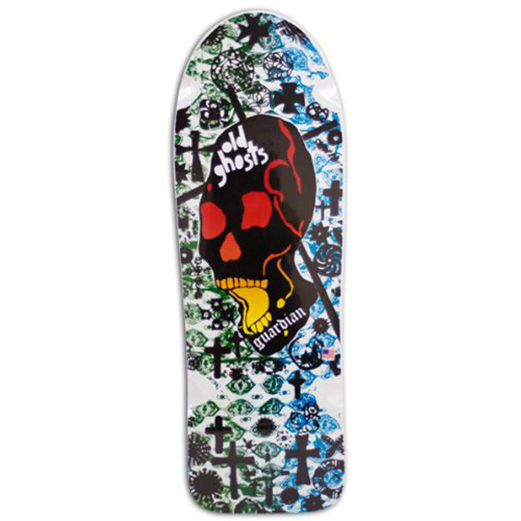 "Vision Old Ghosts Guardian 10.0"" Deck - Seaside Surf Shop"