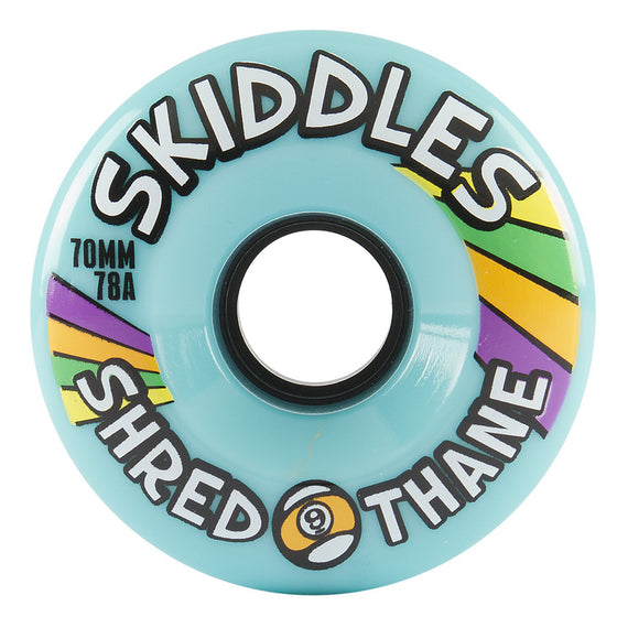 Sector 9 Skiddles 70mm Wheels - Seaside Surf Shop 