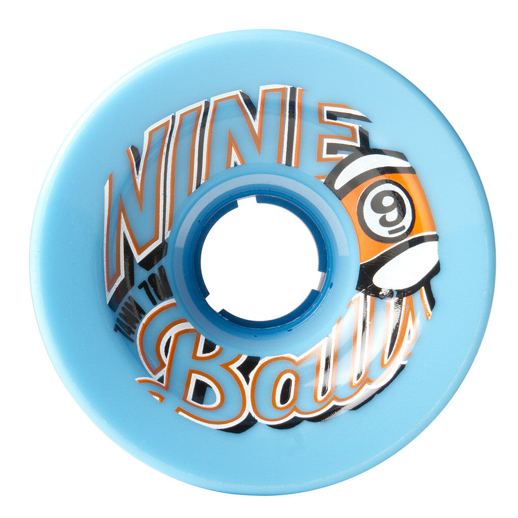Sector 9 Nineballs 74mm Top Shelf Wheels - Seaside Surf Shop 