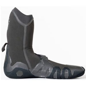 Hyperflex Cryo 7mm Square Toe Boot - Black