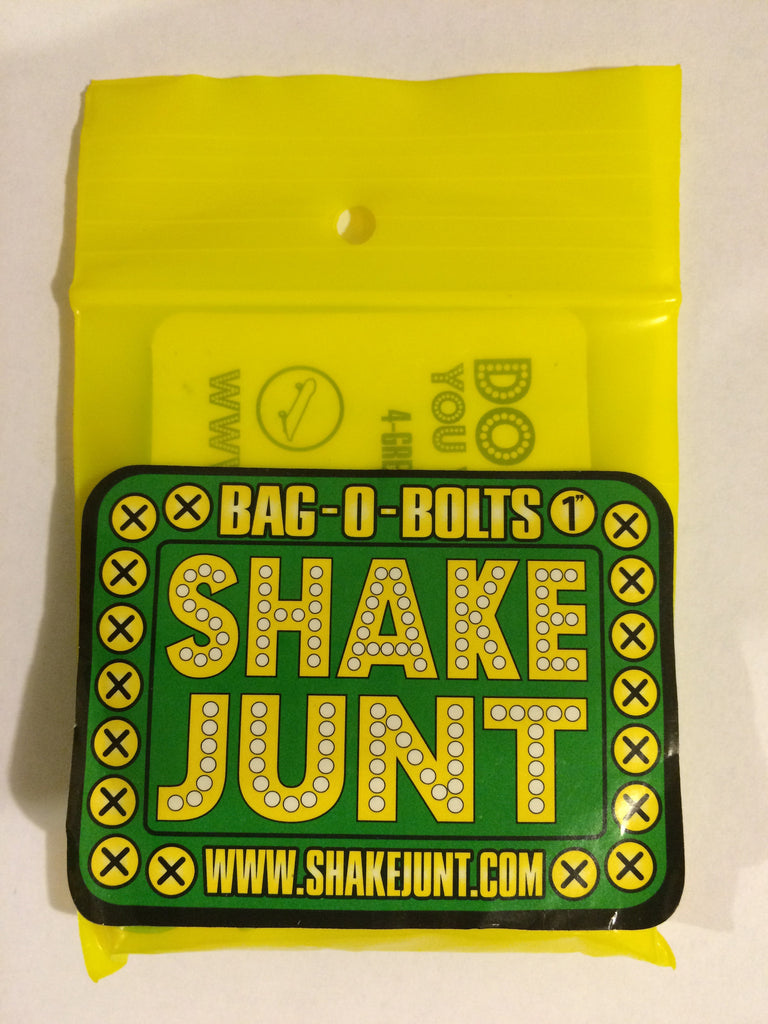 Shake Junt Bag O Bolts - Seaside Surf Shop