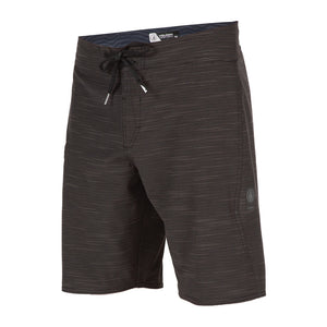 -Swimwear-Volcom Mens Slub Mod 20 Boardshort - Black-Volcom-Seaside Surf Shop