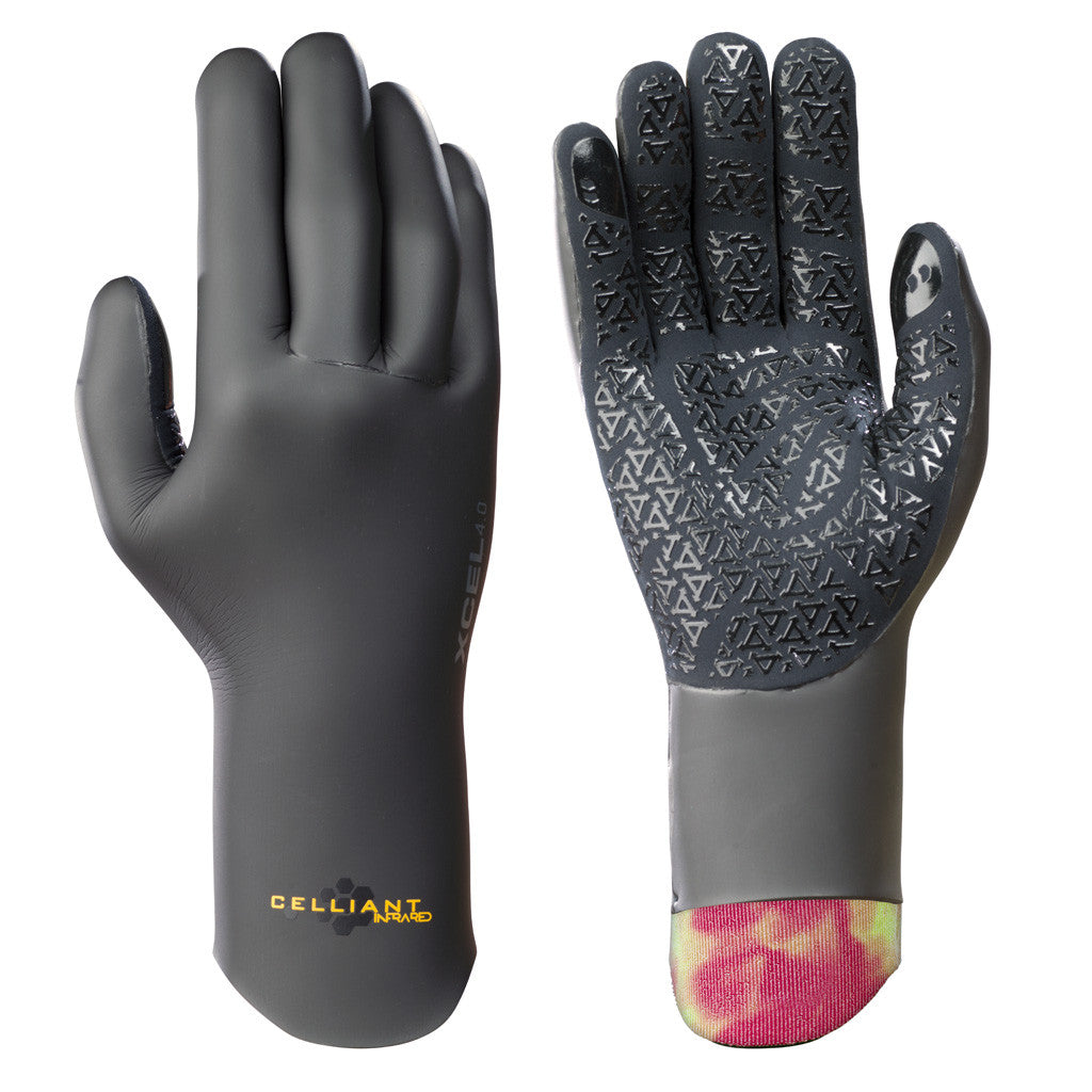 Xcel Infiniti Comp TDC 4mm 5-Finger Glove - Seaside Surf Shop
