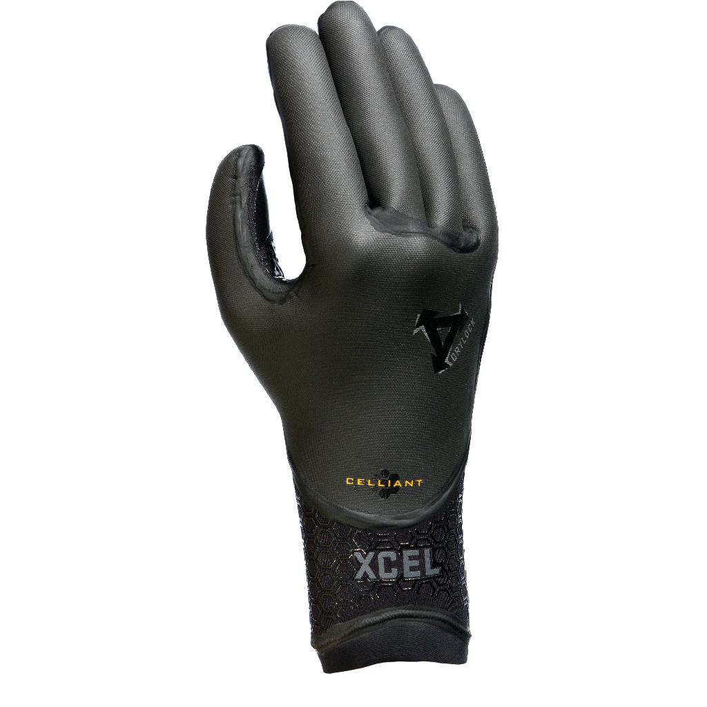 Xcel Drylock TDC 3mm 5-Finger Glove - Seaside Surf Shop 