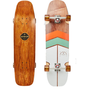 Arbor Skateboards Shakedown 34 Foundation Complete - 33.75""