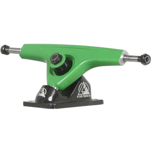 Atlas Trucks Ultralight 8mm 48º 180mm RKP Truck Set - Green/Black-Atlas Truck Co-Seaside Surf Shop