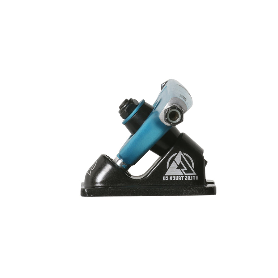 Atlas Trucks Ultralight 8mm 48º 180mm RKP Truck Set - Blue Steel/Black-Atlas Truck Co-Seaside Surf Shop