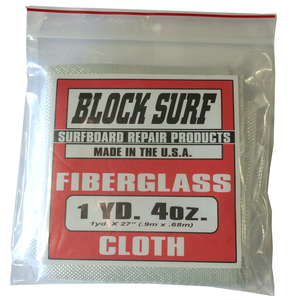 Block Surf Fiberglass Cloth, Surf Accessories, Blocksurf, Fiberglass Cloth, Block Surf Fiberglass Cloth