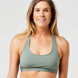 Carve Designs Womens Dana Top - Moss