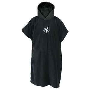 Creatures Changing Poncho - Black-Creatures of Leisure-Seaside Surf Shop