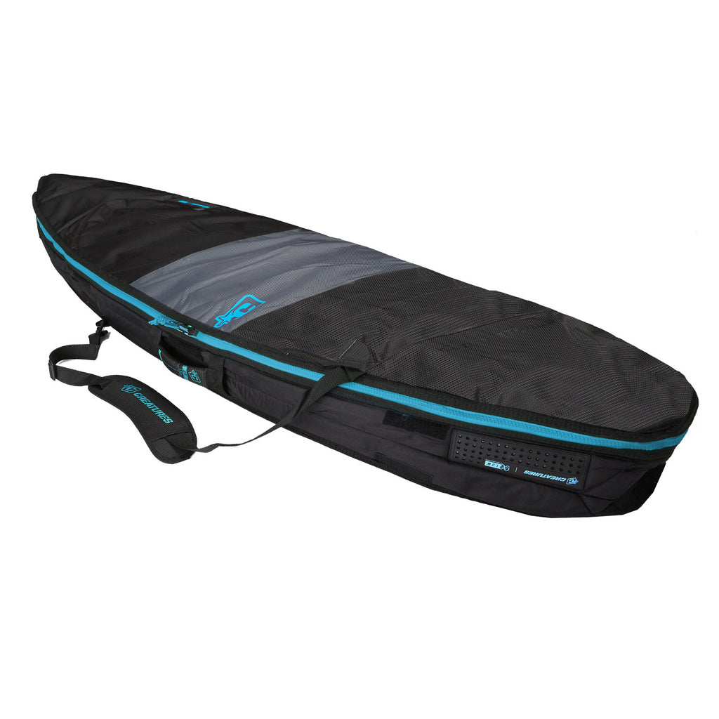 Creatures Shortboard Day Use Bag - Charcoal Cyan - Seaside Surf Shop