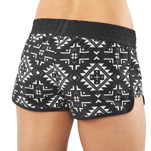 Dakine Womens Stretch Insider Boardie Short - Silverton Onyx