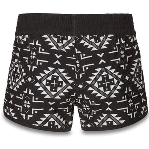Dakine Womens Stretch Insider Boardie Short - Silverton Onyx, Swimwear, Dakine, Womens Boardshorts, When warm climes are on the horizon, our women's board short sets the standard for comfort, function and style. A lightweight four-way stretch build matches your every move on the beach or your board.DETAILS1 Year Limited WarrantyLightweight 4-Way stretchElastic waistbandLogo screenprint
