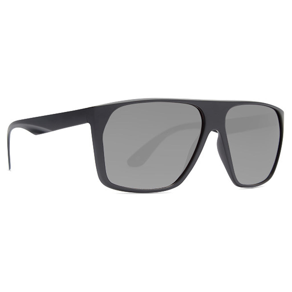 Dot Dash ISO Sunglasses - Black Satin/Grey Polarized - Seaside Surf Shop