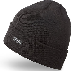 Dakine Mens Andy Merino Beanie - Black, Apparel Accessories, Dakine, Beanies, A TIMELESS KNIT BEANIE.Toque, cap or hat. Call it what you will. This classic knit beanie is your go-to style for everyday wear. It's made in Canada of a merino blend that holds it shape and is sure to keep your noggin warm.DETAILS2 Year Limited WarrantyMerino wool blendFine knitClassic cuff fitMade in Canada50% Merino wool 50% Acrylic