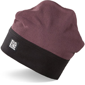 Dakine Mens Foster Fleece Beanie - Black/Amethyst