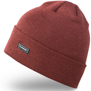 Dakine Mens Andy Merino Beanie - Russet, Apparel Accessories, Dakine, Beanies, A TIMELESS KNIT BEANIE.Toque, cap or hat. Call it what you will. This classic knit beanie is your go-to style for everyday wear. It's made in Canada of a merino blend that holds it shape and is sure to keep your noggin warm.DETAILS2 Year Limited WarrantyMerino wool blendFine knitClassic cuff fitMade in Canada50% Merino wool 50% Acrylic