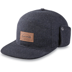 Dakine Mens Victor Cuffed Hat - Charcoal