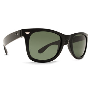 Dot Dash Plimsoul Sunglasses - Black/Retro Grey-Dot Dash-Seaside Surf Shop
