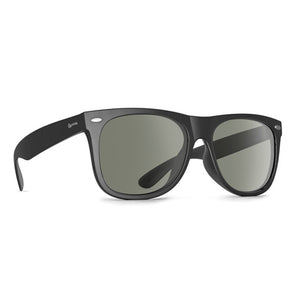 Dot Dash Kerfuffle Sunglasses - Black/Retro Grey-Dot Dash-Seaside Surf Shop