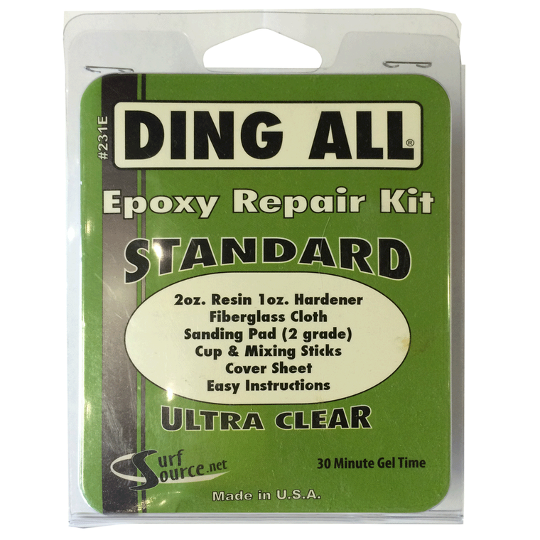 Ding All  Epoxy Repair Kit - Seaside Surf Shop