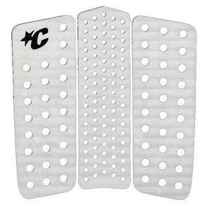 Creatures Front Deck III Traction Pad - White