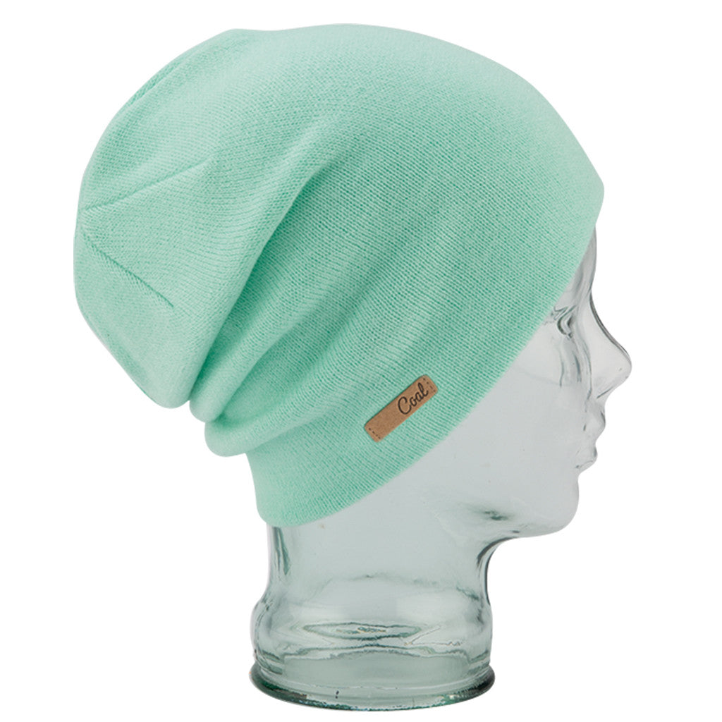 Coal Womens Julietta Beanie - Mint