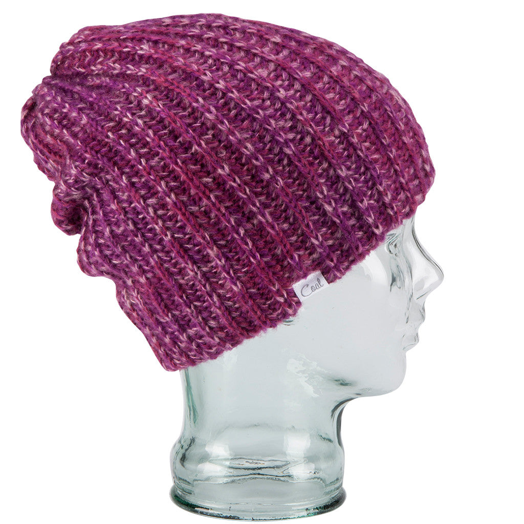 Coal Womens Coco Beanie - Plum