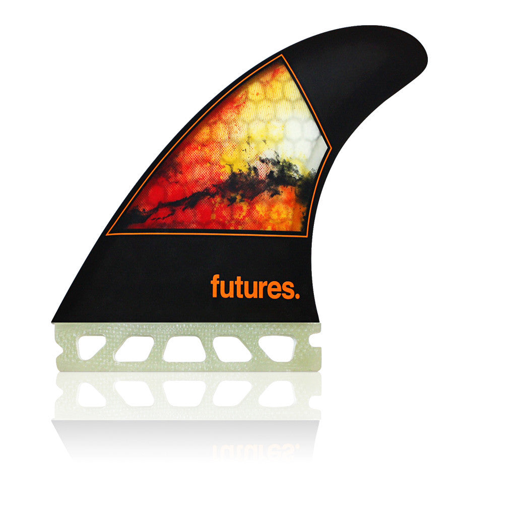 Futures Fins - Jordy Smith Medium Honeycomb Tri-Fin Set - Seaside Surf Shop