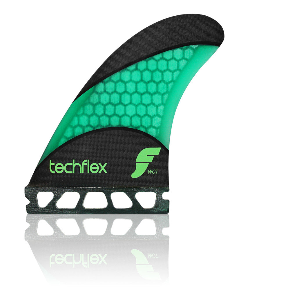 Futures Fins - WCT Techflex Tri-Fin Set - Seaside Surf Shop