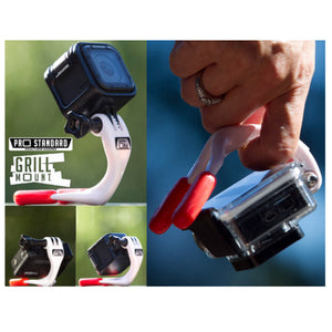 -GoPro Accessories-Pro Standard Grill Mount-Pro Standard-Seaside Surf Shop
