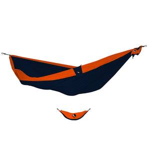 Ticket to the Moon Double Hammock - Navy/Orange-Ticket to the Moon-Seaside Surf Shop