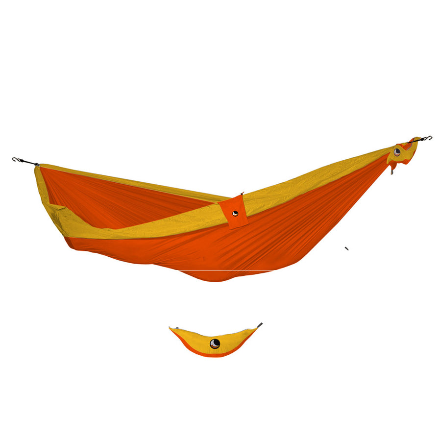 Ticket to the Moon Single Hammock - Orange/Dark Yellow-Ticket to the Moon-Seaside Surf Shop