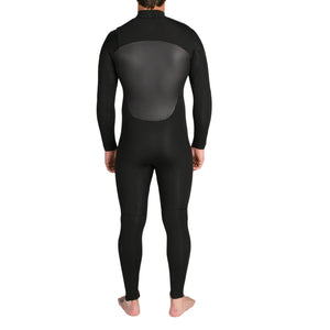 Imperial Motion Lux Deluxe Men's 4/3mm Chest Zip Wetsuit - Black
