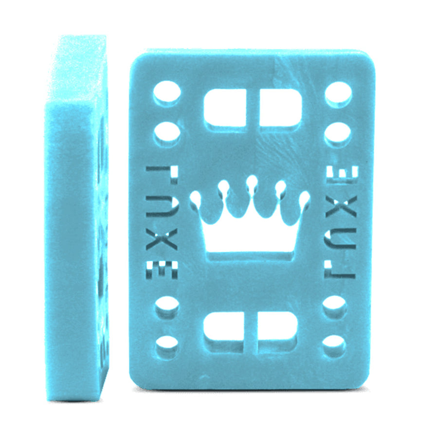 Luxe Riser Pad Set - 1/2 Blue