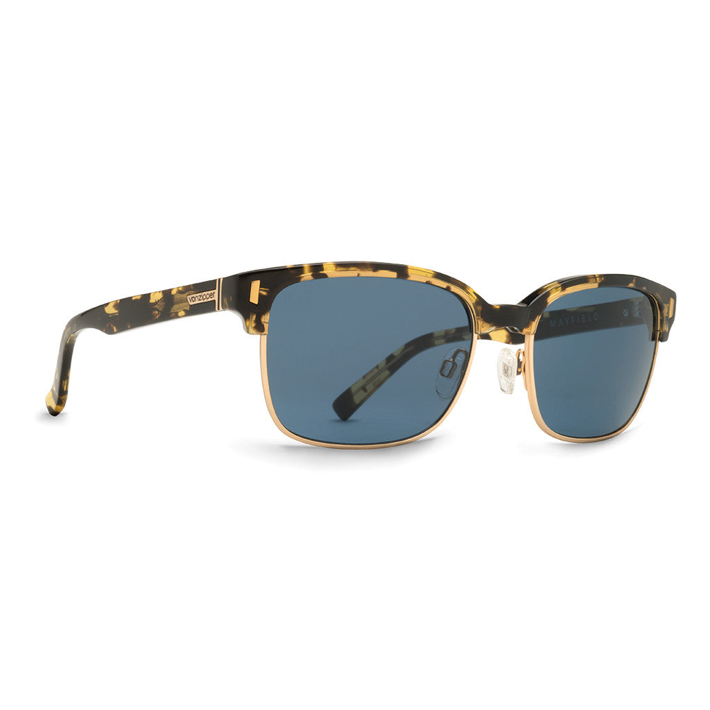 Von Zipper Mayfield - Blotchy Tortoise Navy