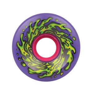 OG Slime 60mm 78a Skateboard Wheels - Purple