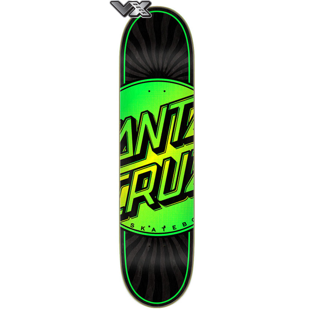 "Santa Cruz Total Dot VX  Skate Deck 7.75"" x 31.61"" - Seaside Surf Shop"