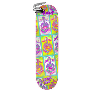 "Santa Cruz Johnson Danger Tile Powerply Deck 32"" Deck"