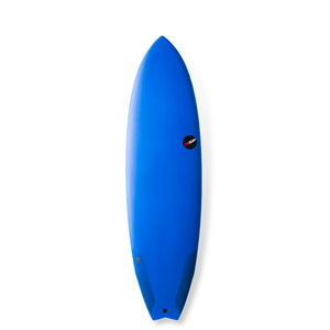 "NSP Surfboards - 6'8"" Protech Fish - Blue"