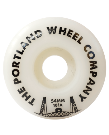 "The Portland Wheel Company ""Standards"" 54mm 101a Wheels - Seaside Surf Shop"
