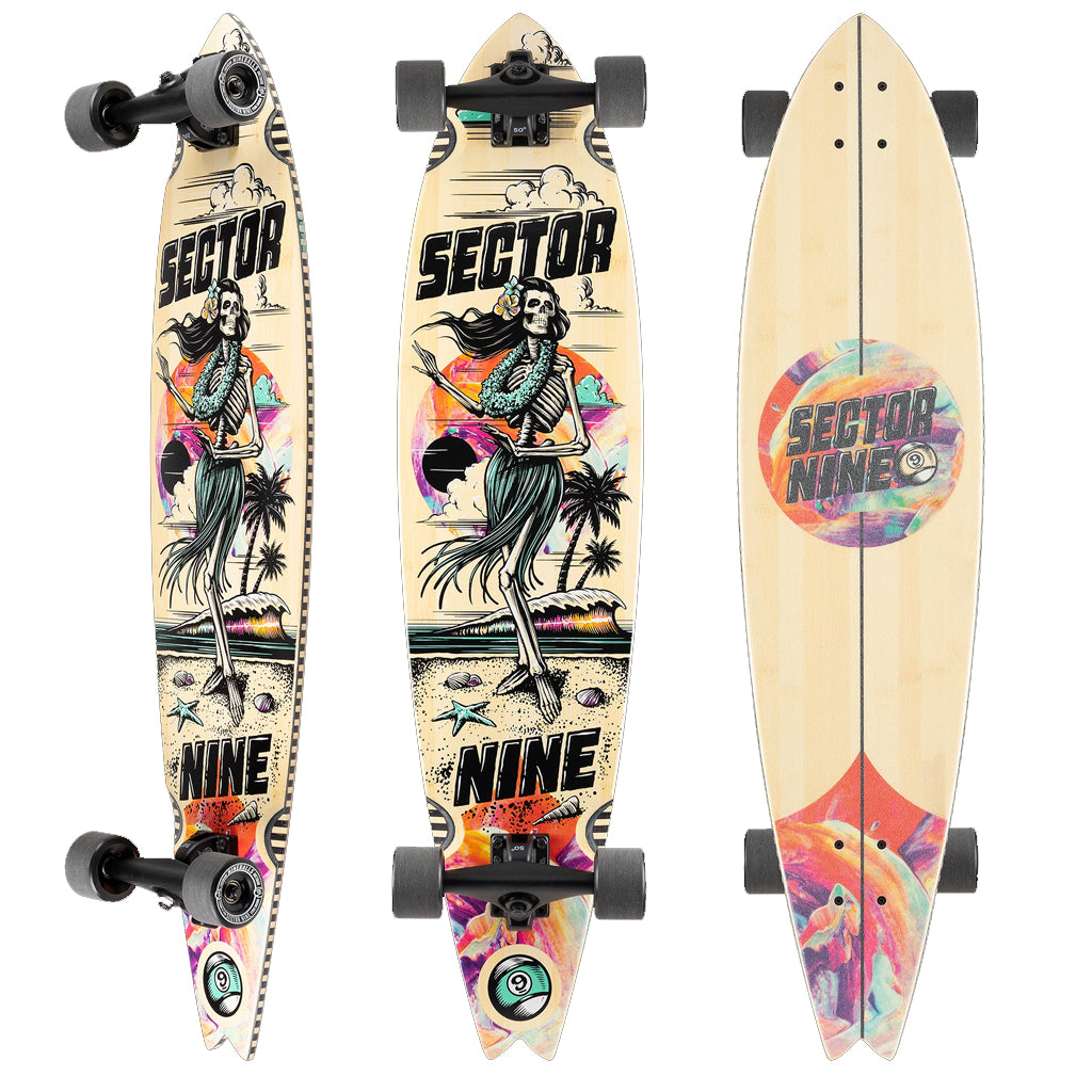 "Sector 9 Ohana Offshore Complete - 39.5"" - Seaside Surf Shop"