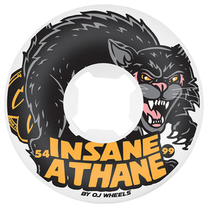 OJ 54mm Hardline Isaneathane Wheels - Cat-OJ Wheels-Seaside Surf Shop