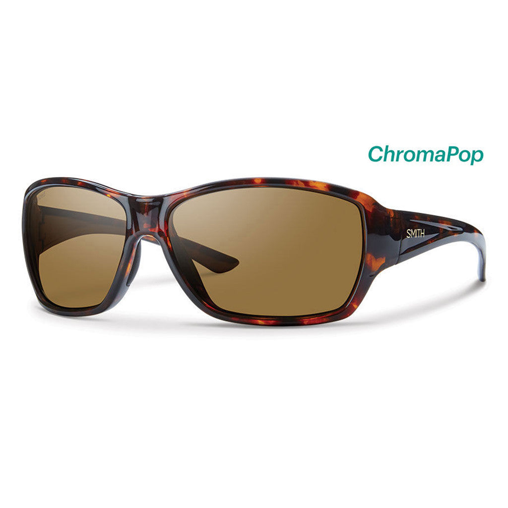 Smith Optics Purist Tortoise Polarized Brown