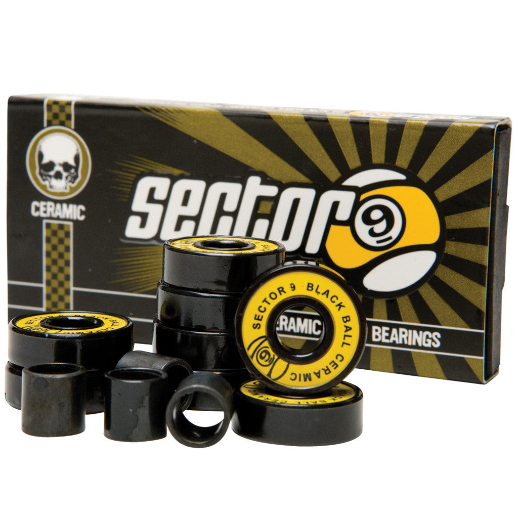 Sector 9 Race Ceramic Bearings - Seaside Surf Shop