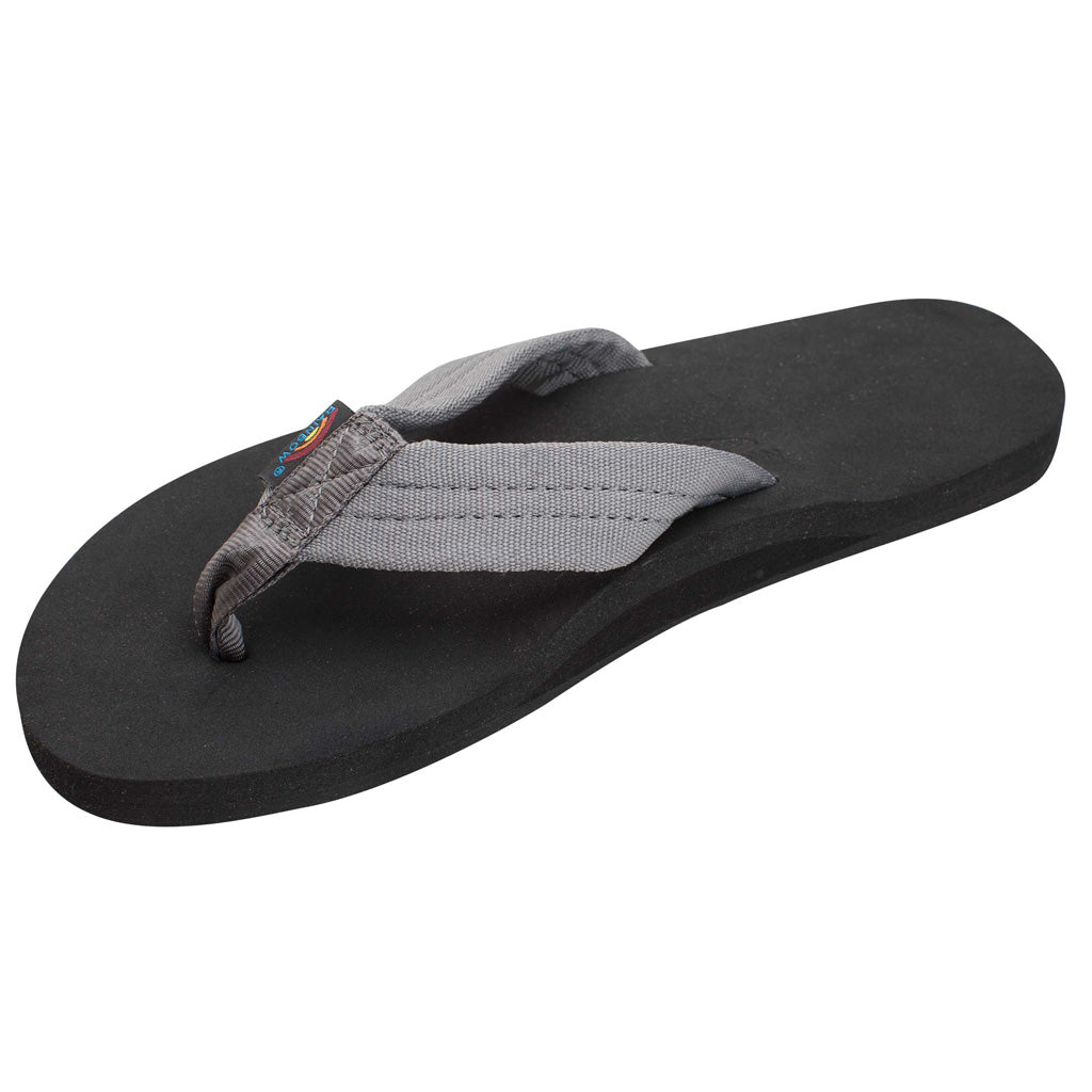 Rainbow Sandals Mens The Cloud - Grey - Seaside Surf Shop