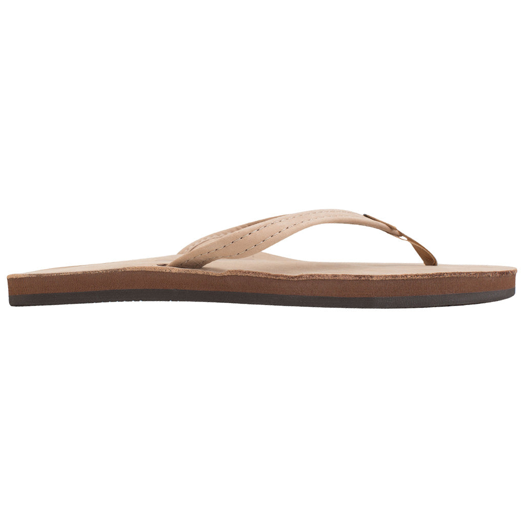 Rainbow Sandals Womens Premier Leather - Sierra Brown - Seaside Surf Shop