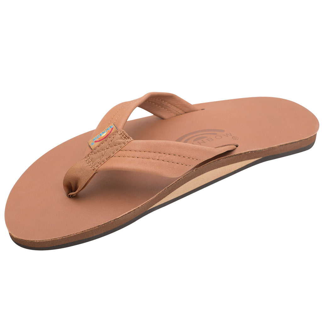 Rainbow Sandals Mens Classic Leather - Tan/Brown - Seaside Surf Shop